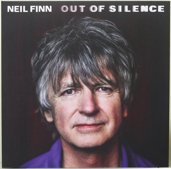 Out Of Silence - Neil Finn - LRNF0016LP