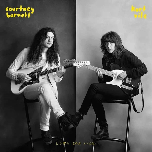 Lotta Sea Lice - Courtney Barnett & Kurt Vile - MA0114LP