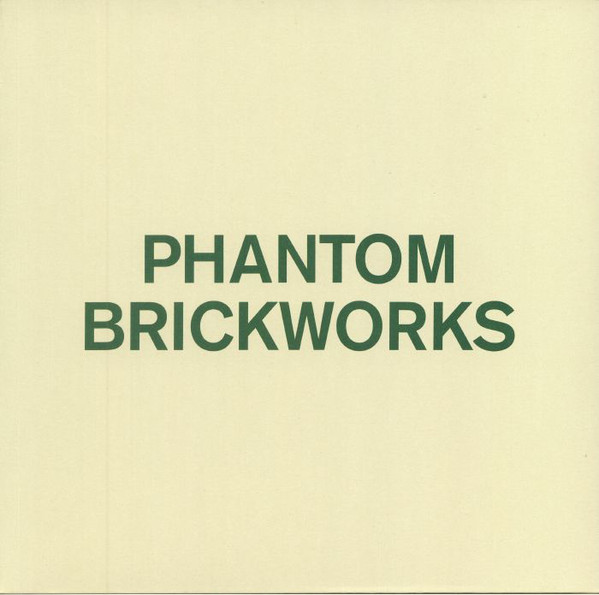 Phantom Brickworks - Bibio - WARPLP290