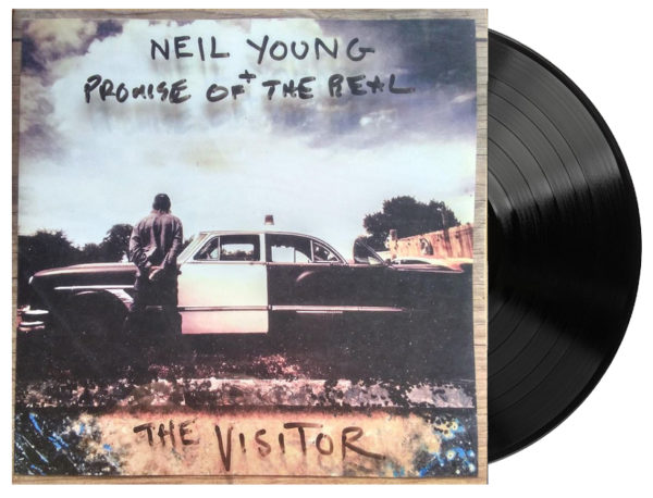 The Visitor - Neil Young and the Promise of the Real - 0093624909194