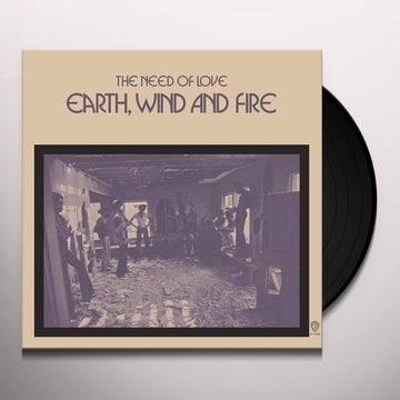 The Need of Love - Earth, Wind and Fire - 081227944759