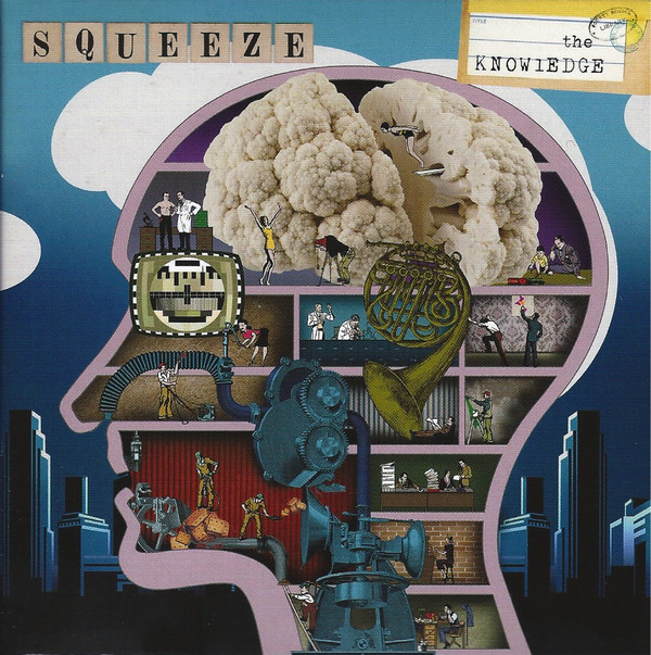 The Knowledge - Squeeze - 190296960505