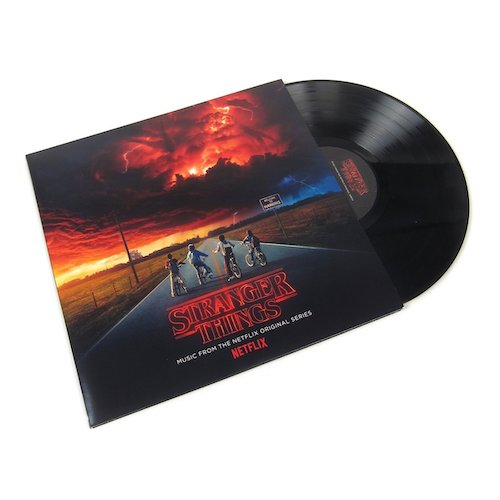 Stranger Things: Music from the Netflix Original Series - OST - 88985480901