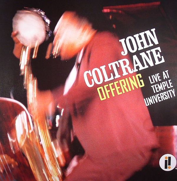 Offering - John Coltraine - B0019632-01