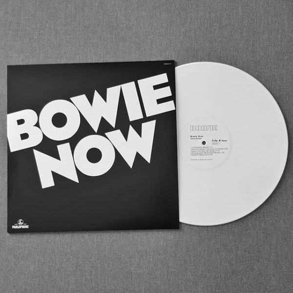 Now - David Bowie - DBNOW77