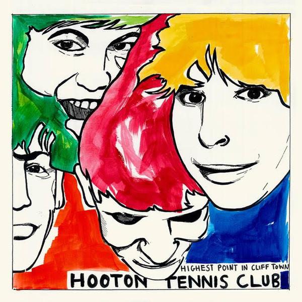 Highest Point in Cliff Town - Hooton Tennis Club - HVNLP119