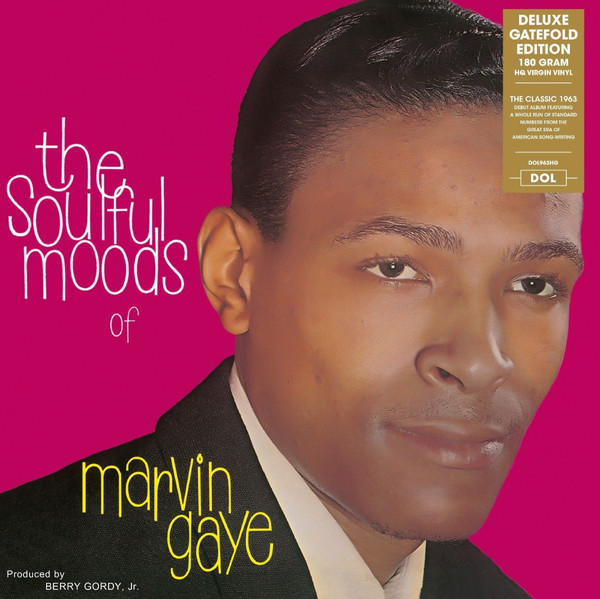 The Soulful Moods of Marvin Gaye - Marvin Gaye - DOL963HG