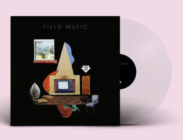 Open Here - Field Music - MI0476LPX