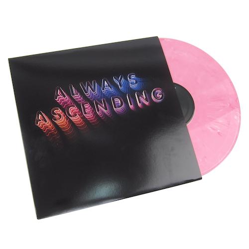 Always Ascending - Franz Ferdinand - WIGLP408X