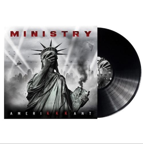 AmeriKKKant - Ministry - 0727361427511