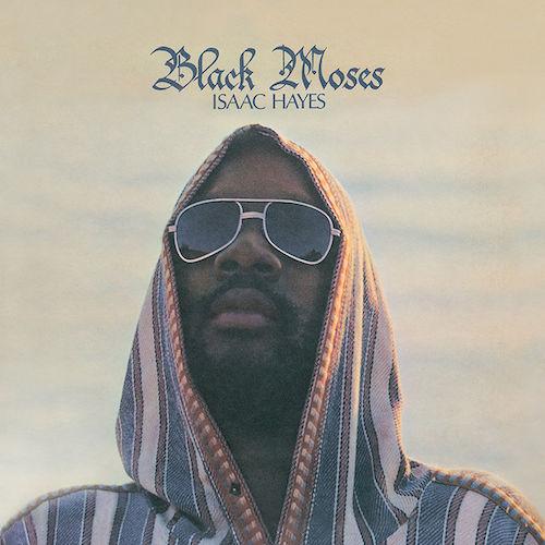 Black Moses - Isaac Hayes - 7202921