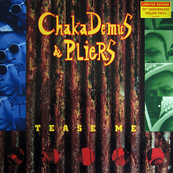 Tease Me - Chaka Demus & Pliers - 0600753805480