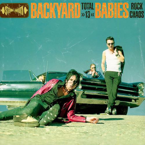 Total 13 - Backyard Babies - 060256735198