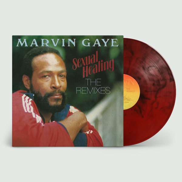 Sexual Healing: The Remixes - Marvin Gaye - 19075801521