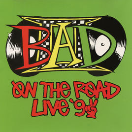 On The Road - Live '92 - Big Audio Dynamite II - 1907581318 1