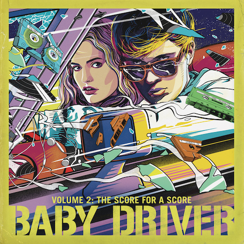 Baby Driver Volume 2: A Score For a Score - OST - 19075821161