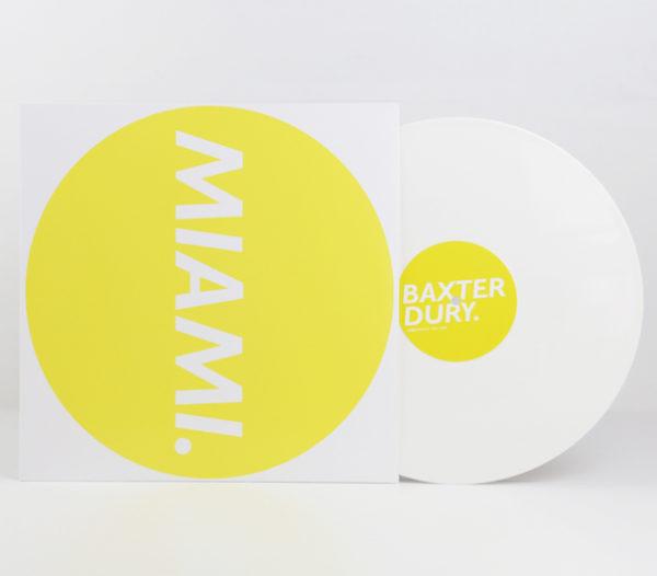 Miami - Remixes - Baxter Dury - 5414940009231