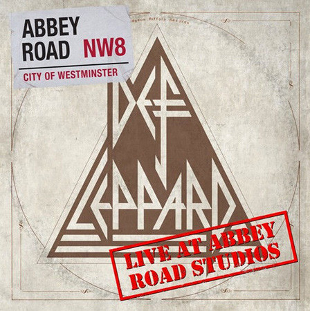 Live from Abbey Road - Def Leppard - 6729347
