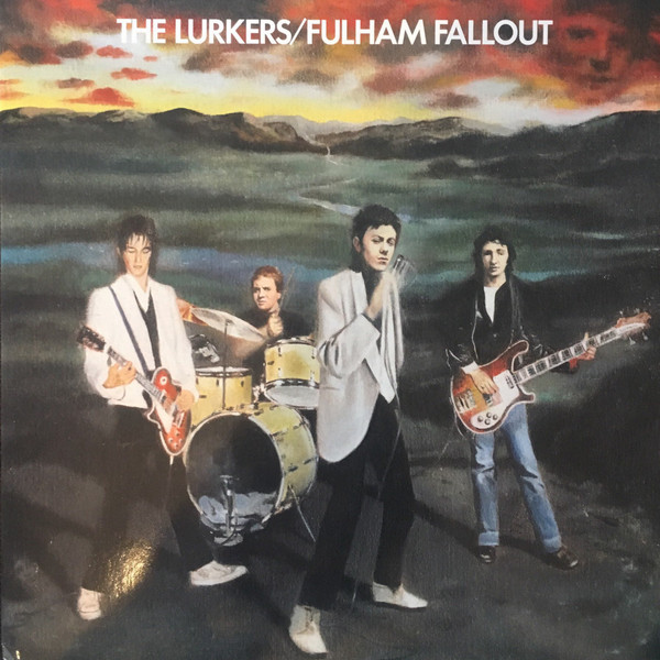 Fulham Fallout - Lurkers - BBQLP2