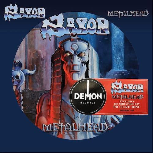 Metalhead (Picture Disc) - Saxon - DEMREC245