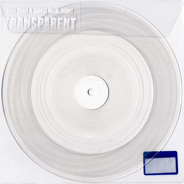 Transparent - Hi-Fi Sean & David Mcalmont - FAKE116RSD