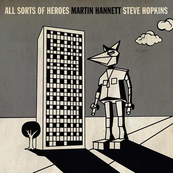 All Sorts Of Heroes / Scandinavian Wastes - Martin Hannett & Steve Hopkins - FKSP014
