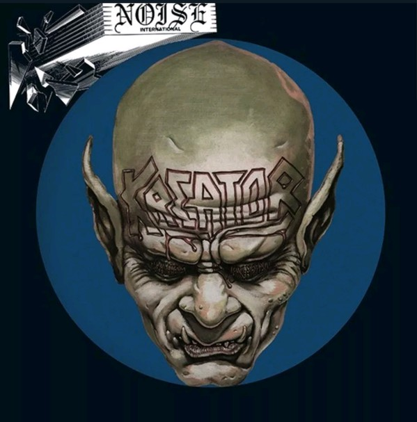 Behind The Mirror (Picture Disc) - Kreator - NOISET051