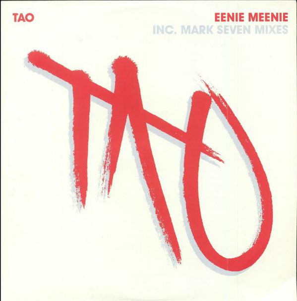 Eenie Meenie - Tao - RCRS001