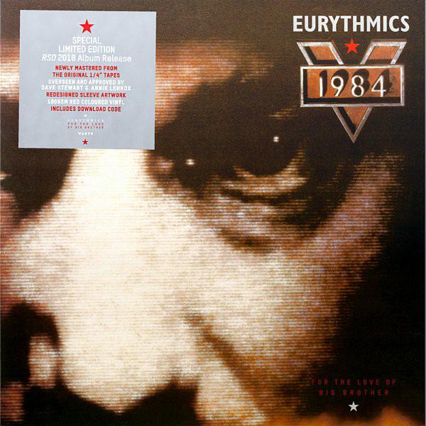 1984 (For The Love Of Big Brother) - Eurythmics - V6079