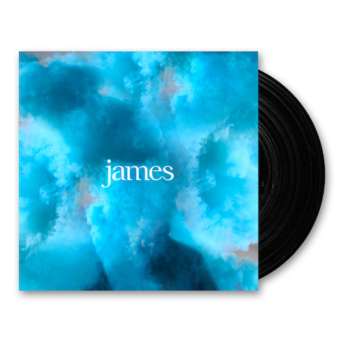 "Better Than That 10"" EP - James - 4050538374995"