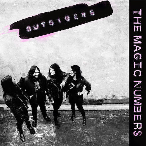 Outsiders - Magic Numbers - RPRV3