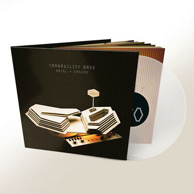 Tranquility Base Hotel & Casino - Arctic Monkeys - WIGLP339X
