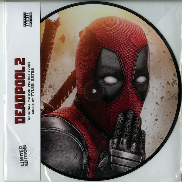 Deadpool 2: Original Score (picture disc) - OST - 19075858921