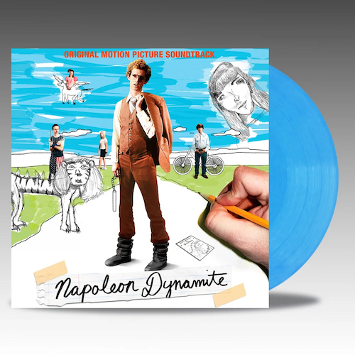 Napoleon Dynamite - OST - LKS35217LP