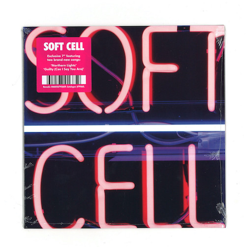 Northern Lights / Guilty (Cos I Say You Are) - Soft Cell - 6791665
