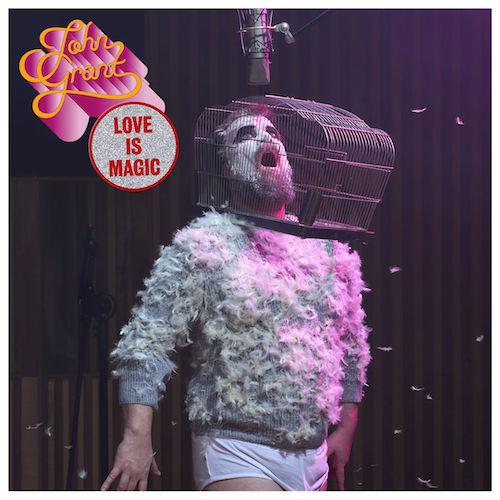Love Is Magic - John Grant - BELLA825V