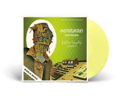 Rhythms - Goatman - LAUNCH152S
