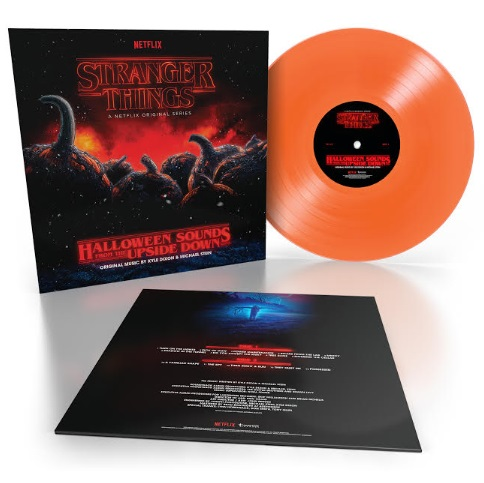 Stranger Things: Halloween Sounds From The Upside Down - Kyle Dixon & Michael Stein - LSINV214LP
