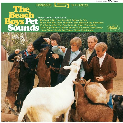 Pet Sounds - Beach Boys - 4782229