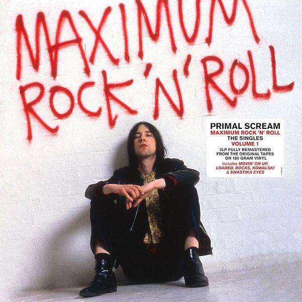Maximum Rock 'n' Roll: The Singles Vol1 - Primal Scream - 88985486441