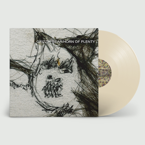 Horn of Plenty - Grizzly Bear - KR239LPC1
