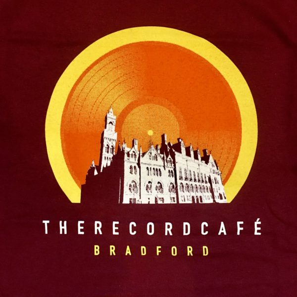 The Record Cafe T-shirt - RCTSHIRT