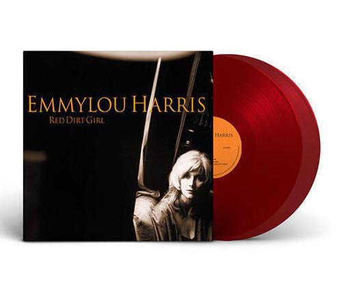 Red Dirt Girl - Emmylou Harris - 0075597917581
