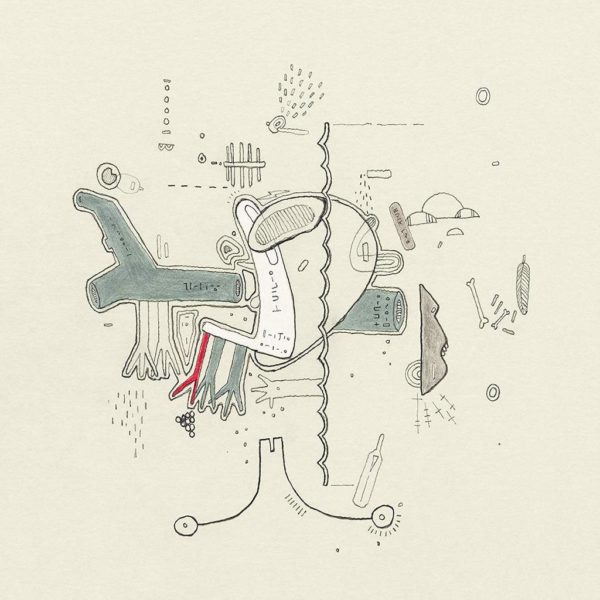 Tiny Changes: A celebration of the Midnight Organ Fight - Frightened Rabbit - 0075678652745