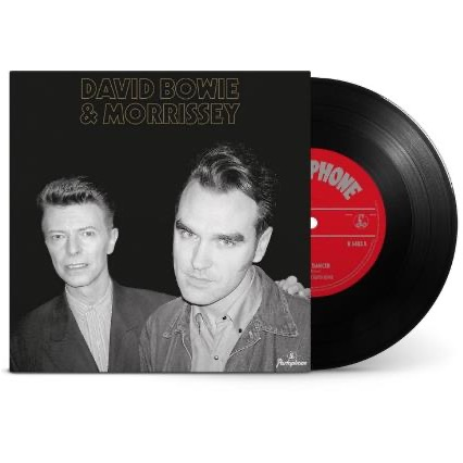 Cosmic Dancer - Morrissey and David Bowie - 0190295142254