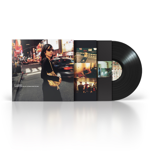 Stories From The City, Stories From The Sea - PJ Harvey - 0898541