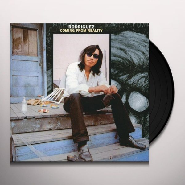 Coming From Reality - Rodriguez - 7707738