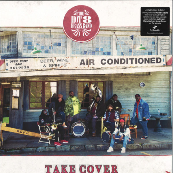 Take Cover - Hot 8 Brass Band - TRUEP367X