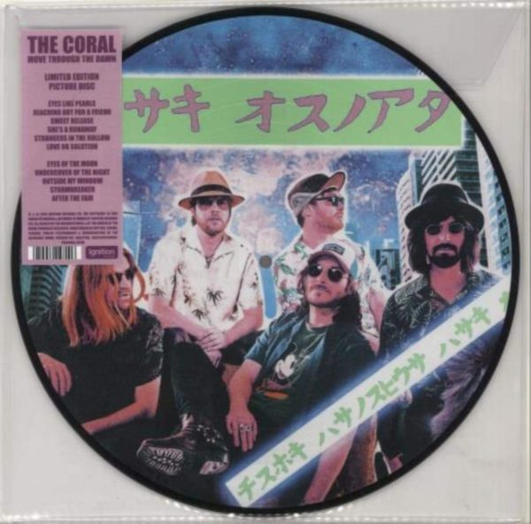 Move Through The Dawn (Picture Disc) - Coral - 5052946148006