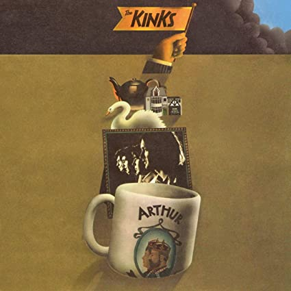 Arthur or the Decline and Fall of the British Empire - Kinks - 4050538513103